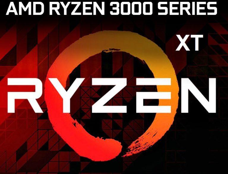 AMD расскажет о процессорах Ryzen 3000XT в начале недели, а старт продаж назначен на 7июля