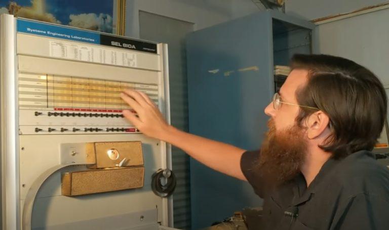 Энтузиаст запустил текстовый квест на компьютере из 60х
