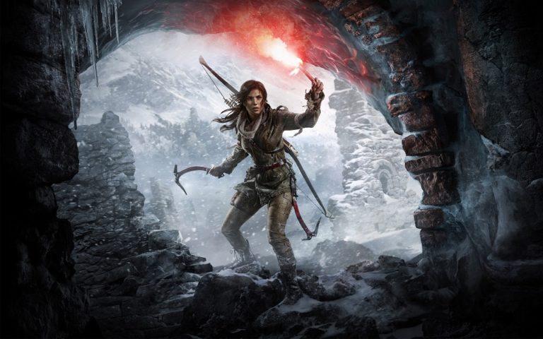 В Steam отдают все части Tomb Raider(кроме последней) и Deus EX за 900 рублей