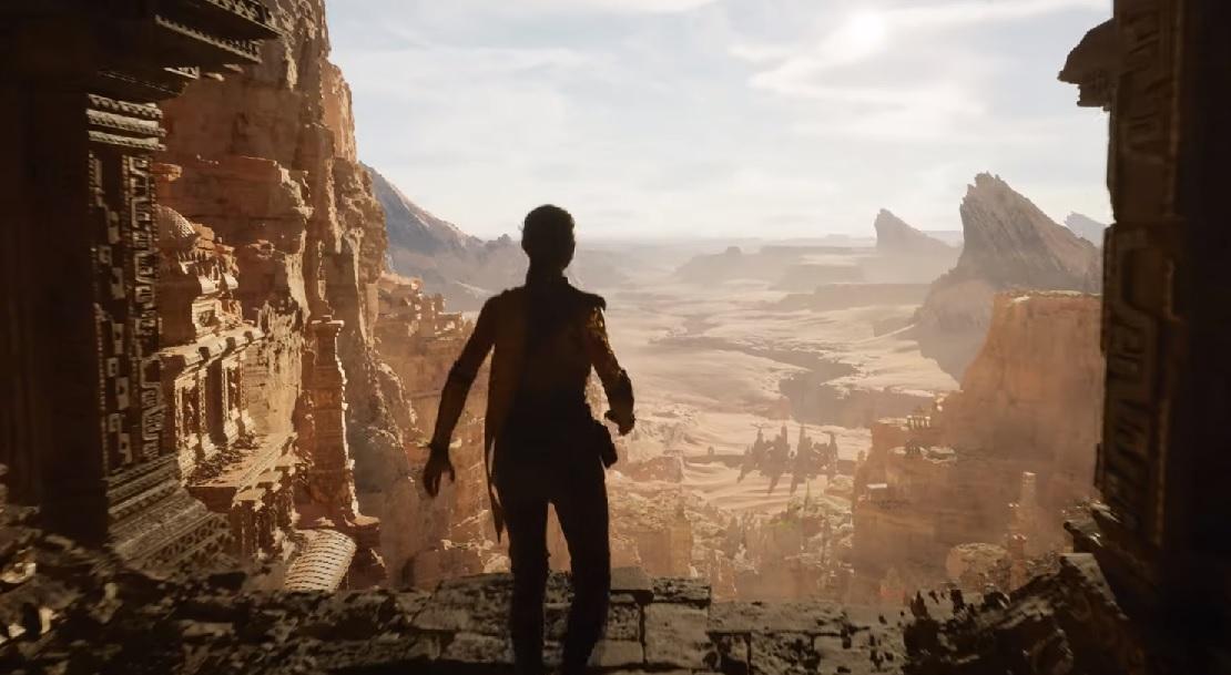Epic Games представила пятое поколение движка Unreal Engine в виде демоверсии для консоли PlayStation 5