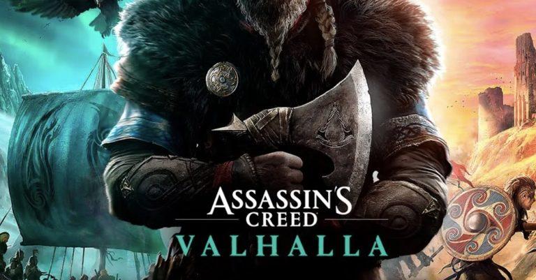 Опубликован официальный трейлер игры Assassin's Creed Valhalla