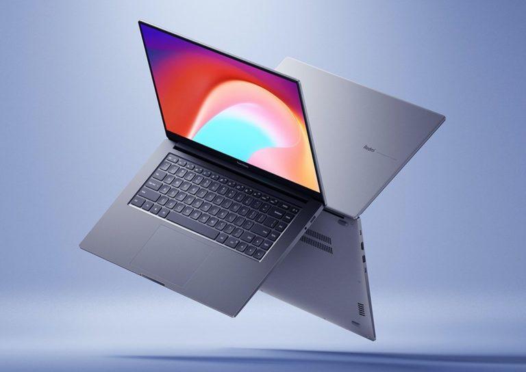 Xiaomi представила линейку тонких ноубуков RedmiBook с процессорами Ryzen4000