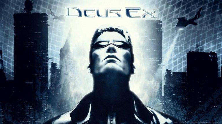 Первый Deus Ex празднует 20летие и готовится обзавестись ресмастером