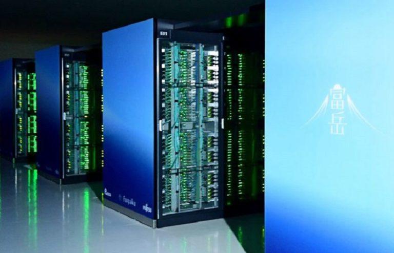 В Японии создали самый мощный суперкомпьютер в мире. Он построен на ARM.