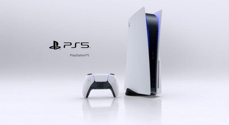 Sony представила консоль PlayStation 5