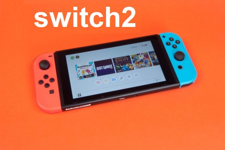 Игровая студия ищет разработчика графики под перспективную портативную консоль Switch2