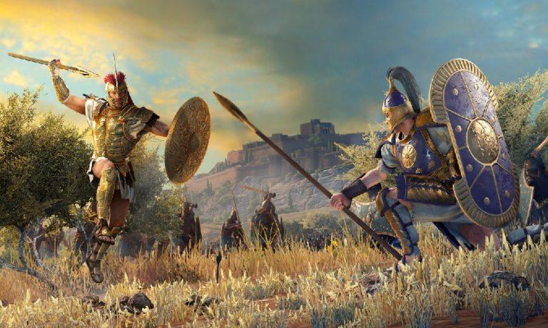 Стратегия Total War Saga: Troy выйдет 13 августа и первые сутки в Epic Store будет бесплатной