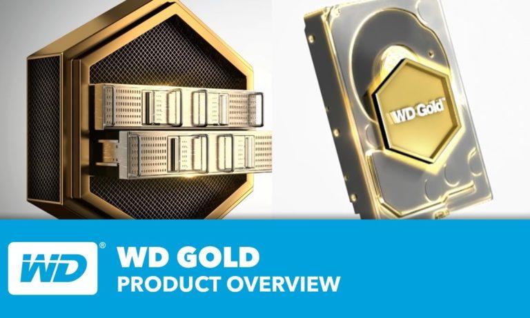 Western Digital начала поставки жёстких дисков объёмом 18 терабайт