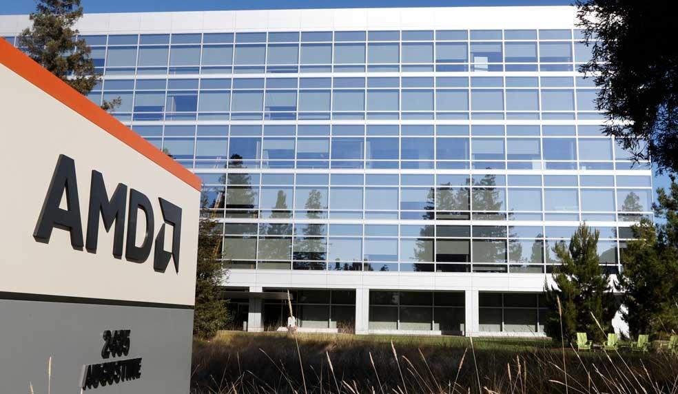 Акции AMD поднялись в цене и оказались дороже бумаг Intel