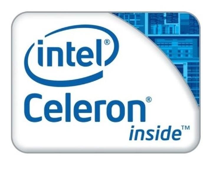 Intel прокачивает процессоры Celeron