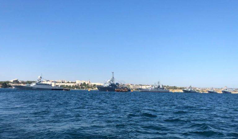 Сегодня в России празднуют День Военно-Морского Флота