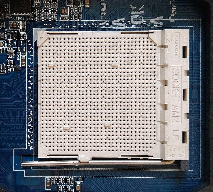Процессоры Socket AM2+