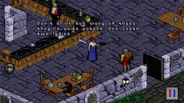 Electronic Arts отказалась переиздать серию RPG Ultima