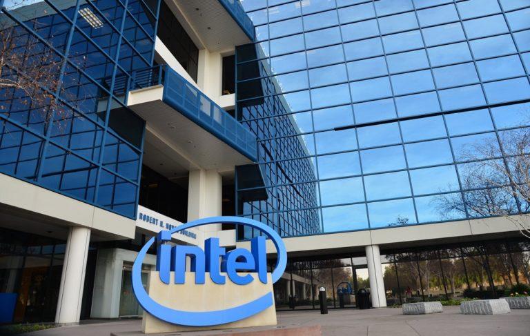 Intel обнародовала квартальный финансовый отчёт