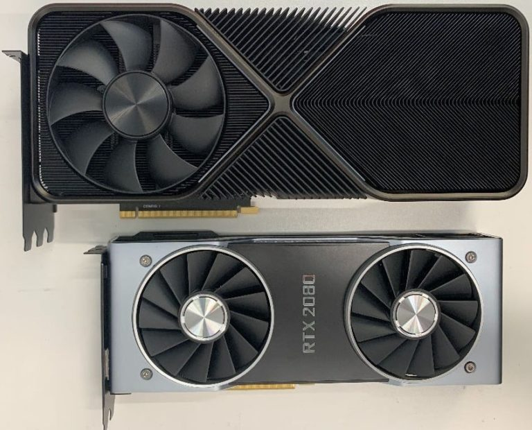 GeForce RTX3090 получит внушительные габариты