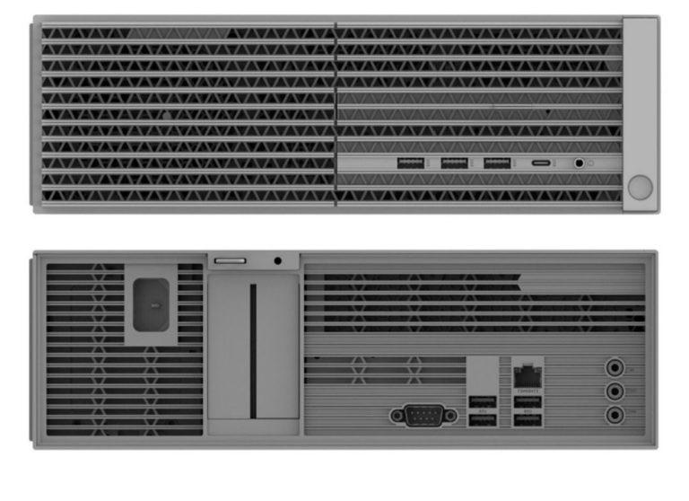 Huawei готовит настольный компьютер с 24х ядерным процессором