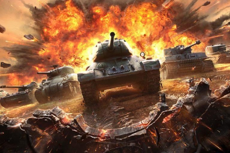 10 лет исполнилось танковому симулятору World of Tanks