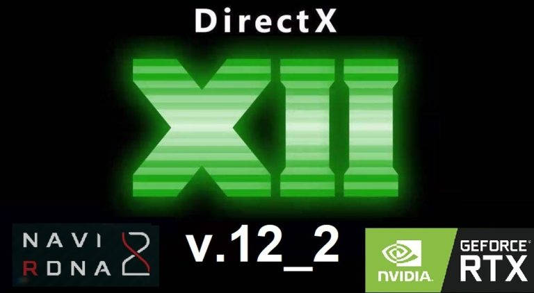 Microsoft выпустила DirectX12_2