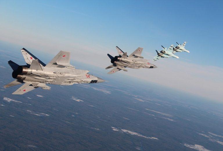 Сегодня, 12 августа — День ВВС России