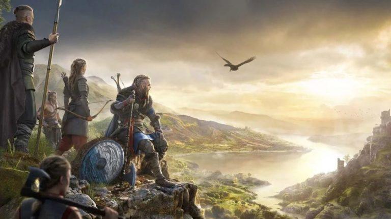 Вышел новый сюжетный трейлер Assassin's Creed Valhalla