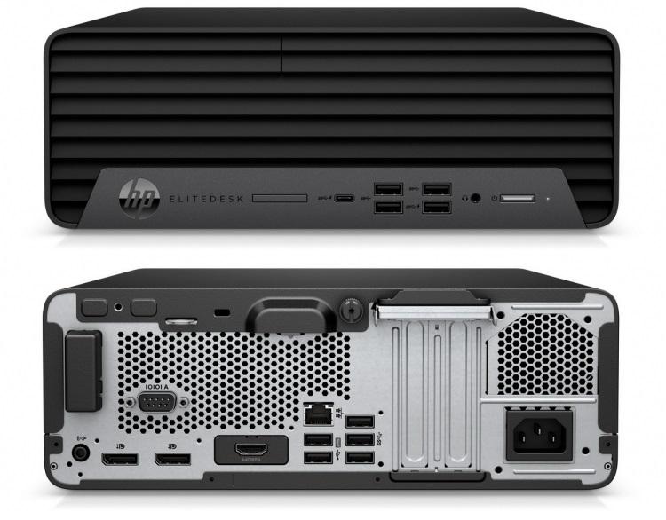 Hewlett-Packard подготовило новую линейку компактных десктопов на базе AMD Ryzen PRO 4000