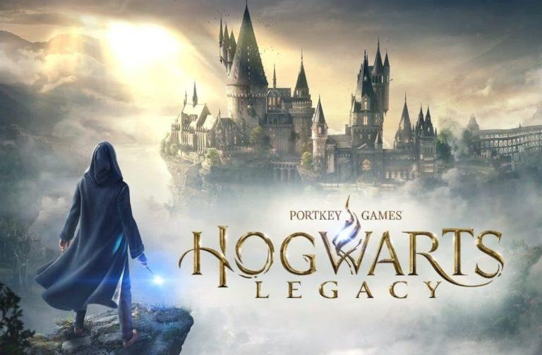 Hogwarts Legacy — новая игра по мотивам Гарри Поттера