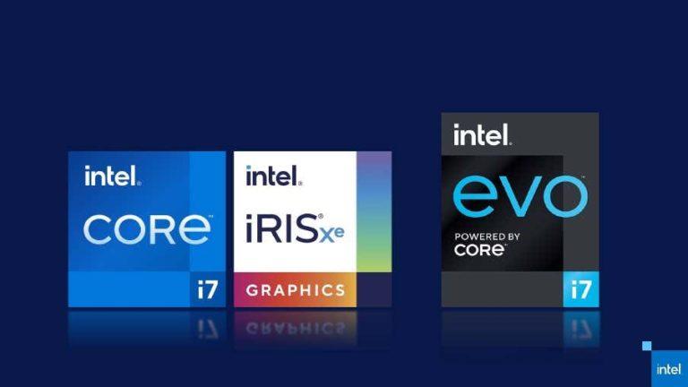 Intel представила мобильные процессоры Core 11 поколения