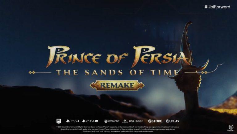 В сети появился трейлер ремейка Prince of Persia