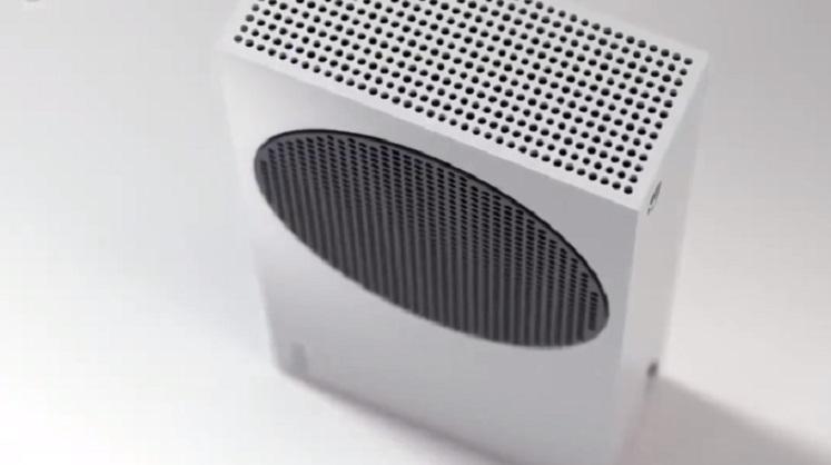 Xbox Series S — консоль нового поколения всего за 299 долларов