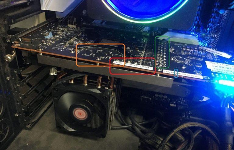 В сети засветился инженерный образец Radeon RX6xx0XT