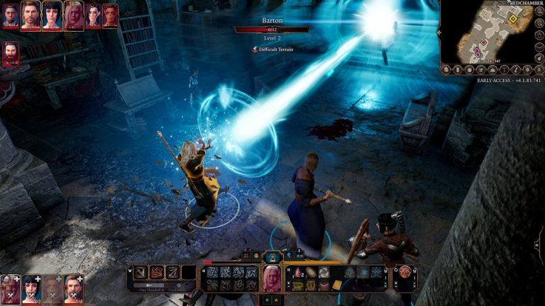 Вышло продолжение эпохальной RPG — Baldur`s Gate 3