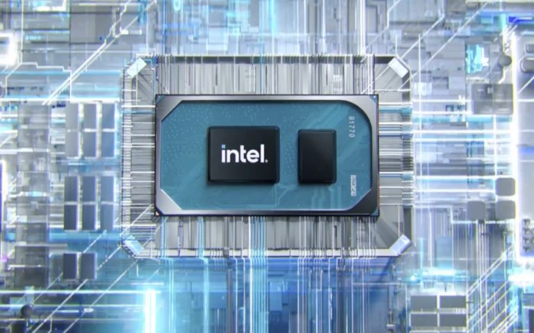 Первые подробности о мобильных процессорах Tiger Lake-H