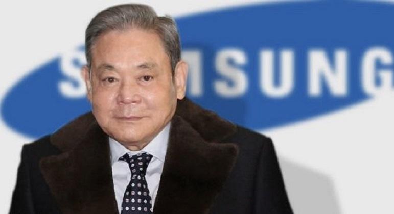 Не стало бывшего руководителя компании Samsung Ли Гон Хи