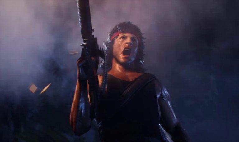 В Mortal Kombat 11 добавят Рэмбо