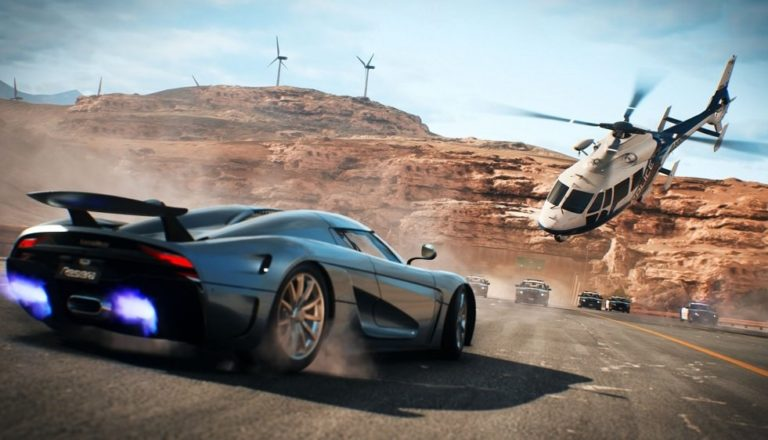 EA анонсировала переиздание Need for Speed: Hot Pursuit