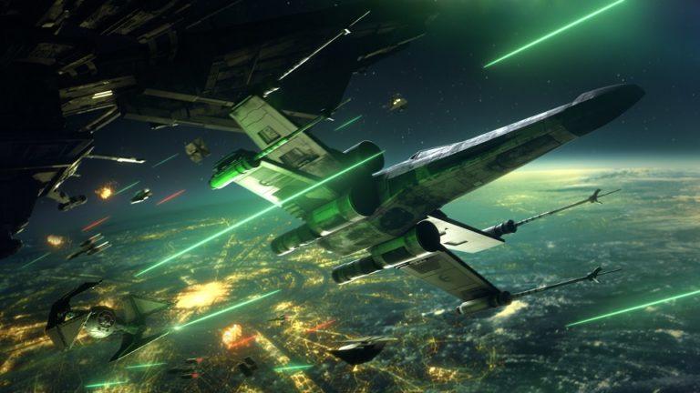 Состоялся релиз космического авиасимулятора Star Wars: Squadrons