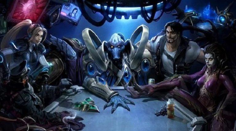 Blizzard прекращает выпуск контента для StarCraft 2
