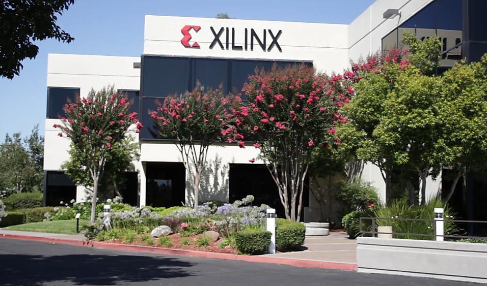 AMD купила Xilinx