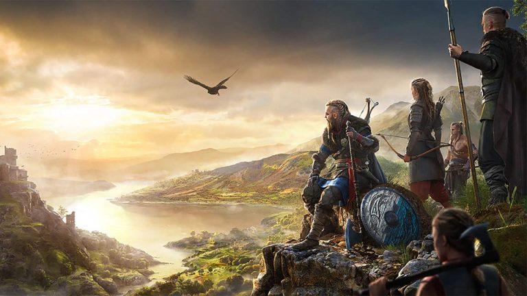 Появились первые оценки игры Assassin's Creed Valhalla