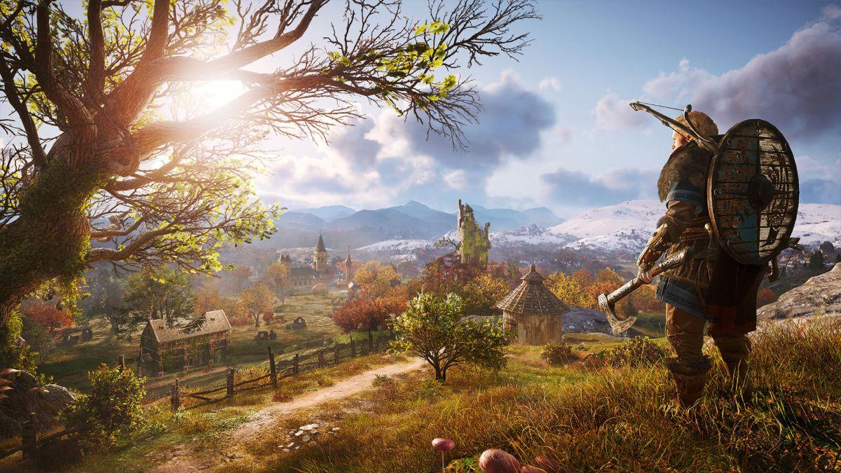 Опубликованы 17 минут геймплея Assassin's Creed Valhalla на Xbox Series X