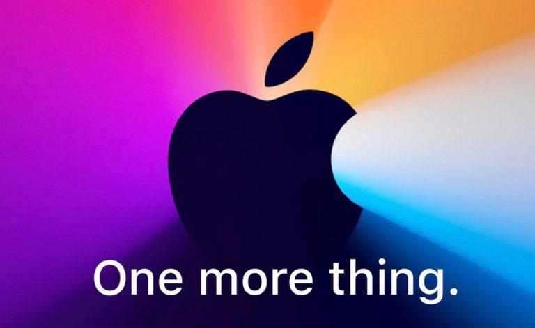 10 ноября Apple покажет компьютеры Mac на собственных Arm процессорах