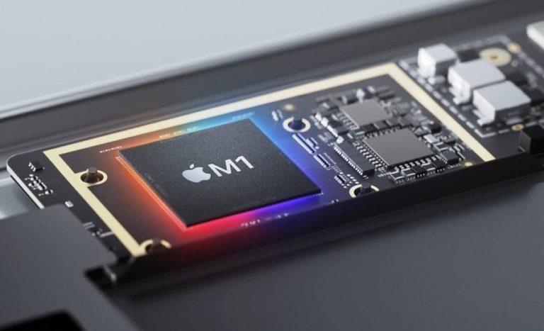 Гибридный процессор Apple M1 — действительно игровая производительность