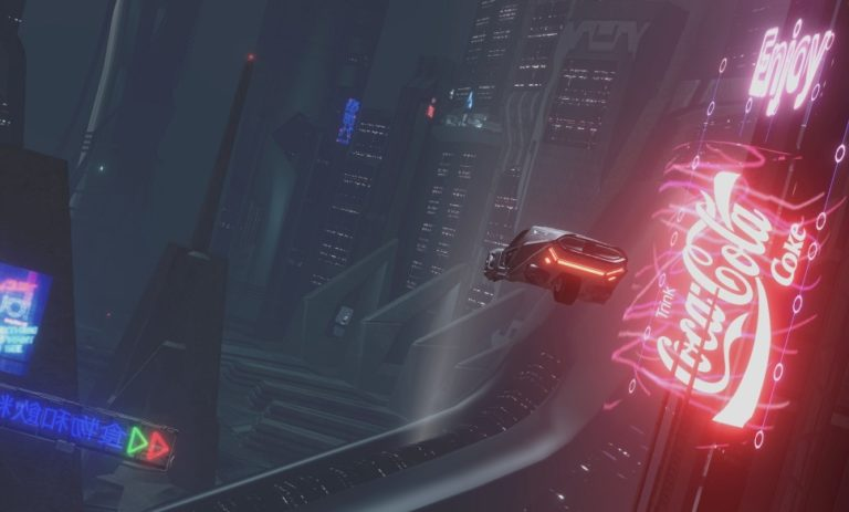 Фанат создал мод для Serious Sam по мотивам Blade Runner
