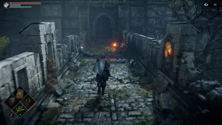 Опубликованы релизный трейлер и видео геймплея переиздания Demon's Souls для PlayStation 5