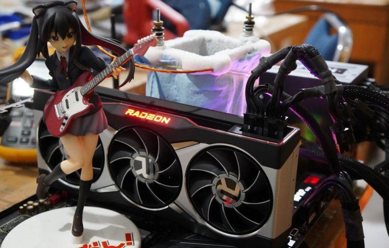 Эталонный Radeon RX6800XT обновил рекорд производительности в 3DMark Fire Strike