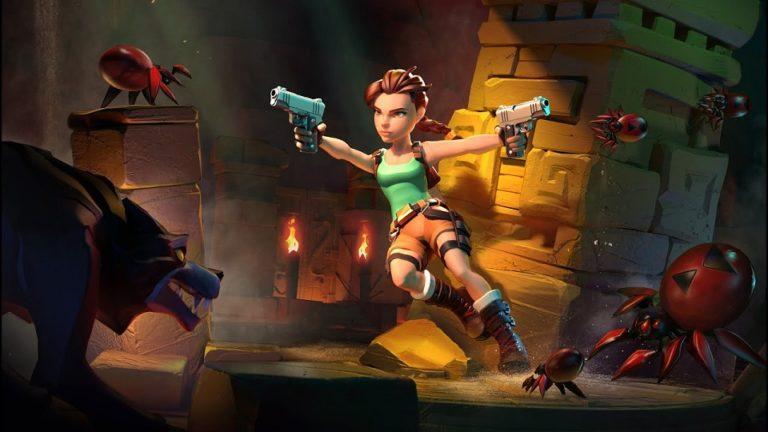 Условно бесплатный мобильный Tomb Raider Reloaded выйдет в 2021 году