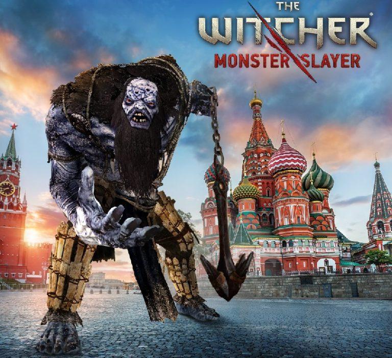 Игра с дополненной реальностью The Witcher: Monster Slayer доступна для тестирования на iOs
