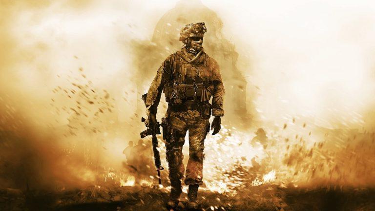 Серия игр Call of Duty принесла Activision за год 3 миллиарда долларов