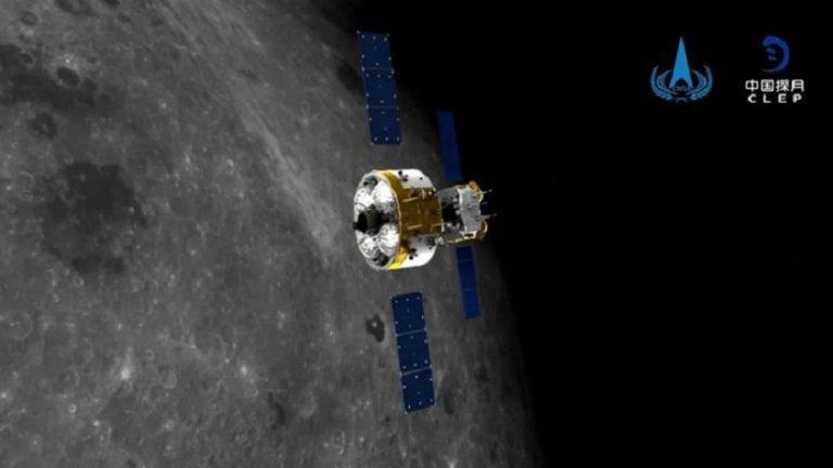 Лунный зонд «Чанъэ-5» завершает корректировки перед возвратом на Землю