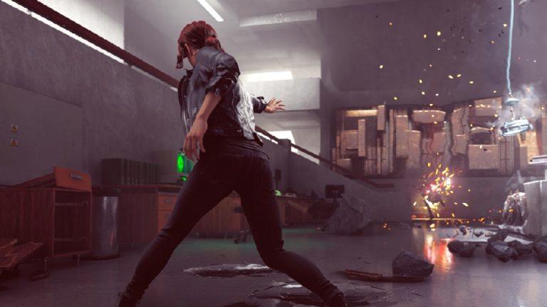 Игра Control для консолей PS5 и Xbox Series X/S выйдет в феврале 2021го